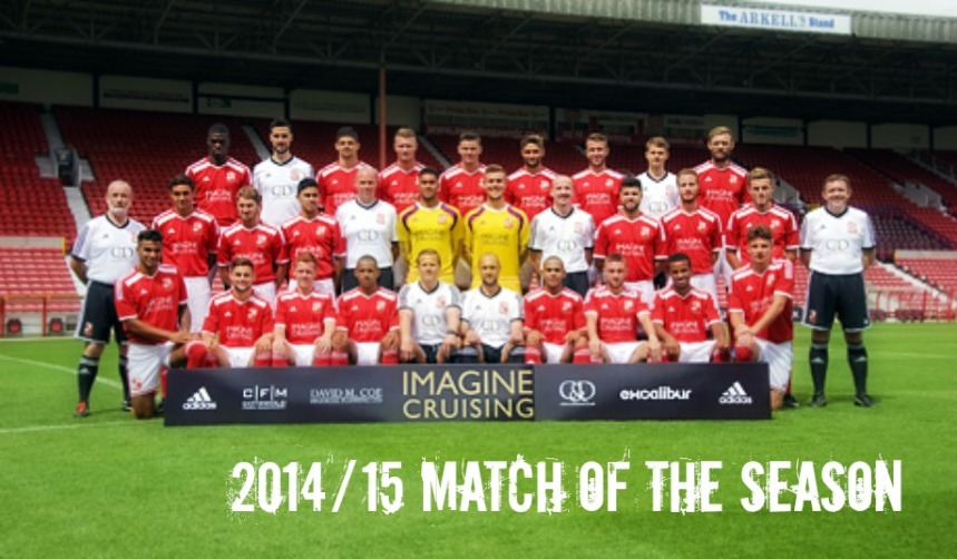 2014-15 Match of the Season