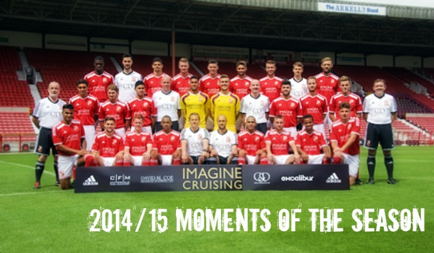 2014-15 Moments of the Season