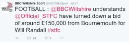 BBC Wiltshire 2015.07.21