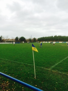 Game at Topsham