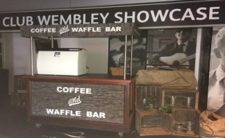 Wembley Coffee and Waffle