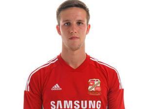 Aaron Oakley Swindon 1