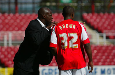Iffy Onuora Manager
