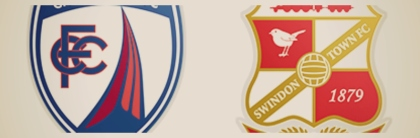 Chesterfield vs Swindon